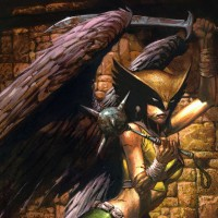 Cool-HawkGirl-Wallpaper