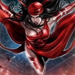Elektra-Wallpaper