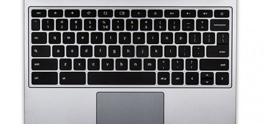 Google Chromebook Keyboard