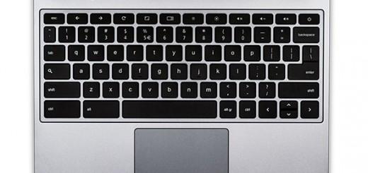 Google Chromebook Keyboard