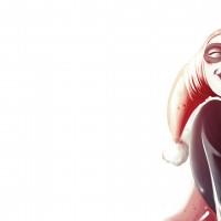 Harley-Quinn-White-Wallpaper
