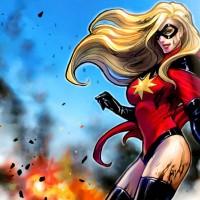 Hot-MS-Marvel-Wallpaper