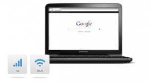 Turn on wifi on Chromebook