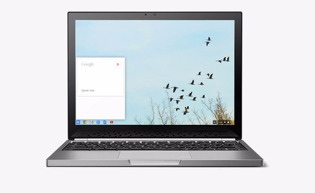 Chromebook Pixel 2 Is Here