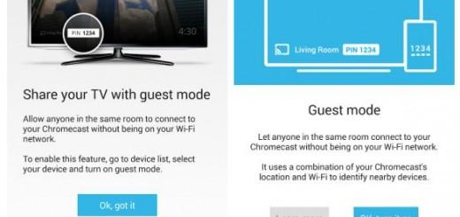 Setup Chromecast Guest Mode on your TV