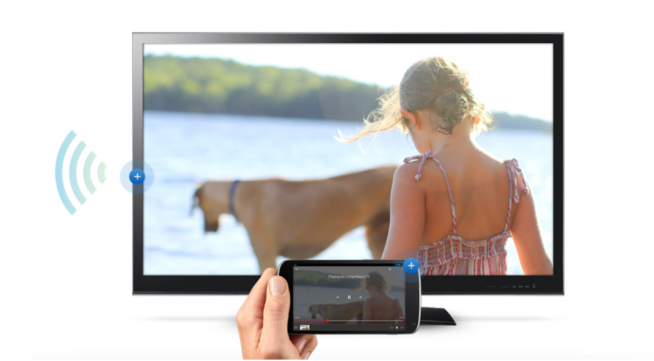 Control your Chromecast with a Remote