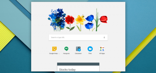 Google Now Card Launcher on Chrome OS