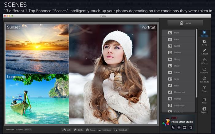 Install Fotor Editor App on Chrome