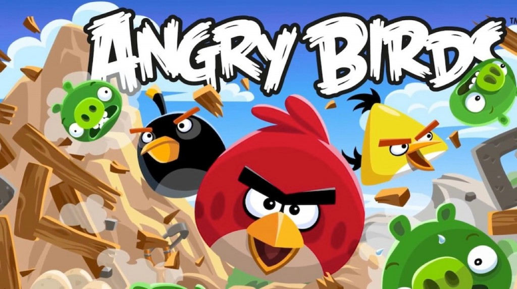 Play Angry Birds on Chromebook