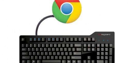Windows Keyboard Shortcuts on Chrome
