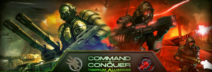 Install Command & Conquer Tiberium Alliance Game