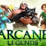 Play Arcane Legends on Chrome