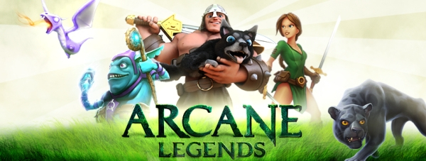 Play Arcane Legends on Chrome