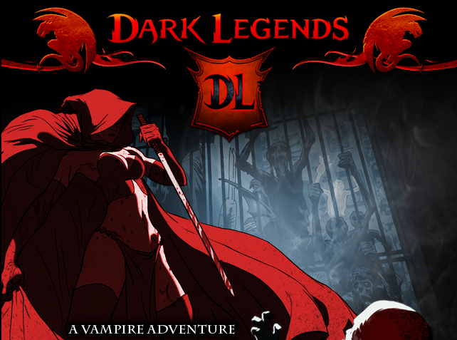 Play Dark Legends Game on Chrome