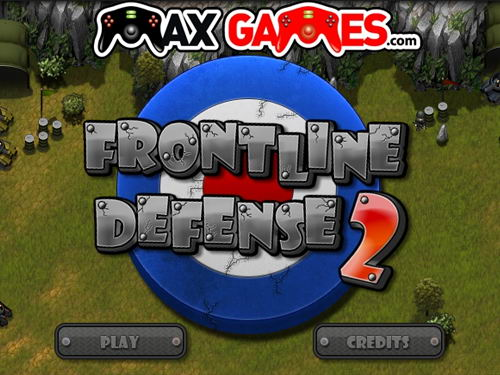Play Frontline Defense 2 On Chromebook