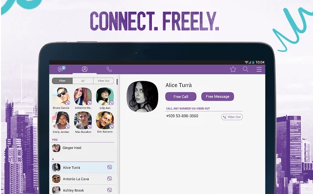 Install Viber App on Chromebook