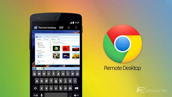 Remote Desktop App for Chrome
