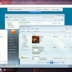 Chrome-Remote-Desktop-For-Windows