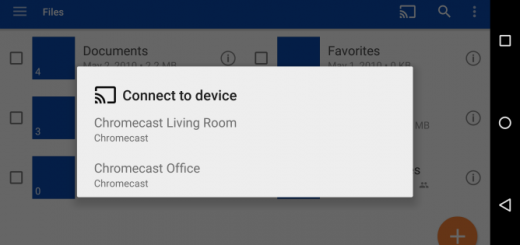 OneDrive now works on ChromeCast