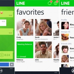 Line-Messenger-Screenshot