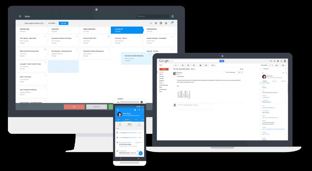 ProsperWorks CRM For Chrome