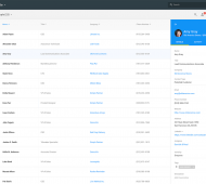 ProsperWorks-CRM-Contact-List