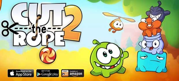 Download Cut The Rope 2 For Chrome