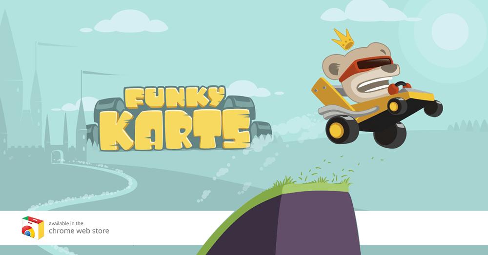 Play Funky Karts Online