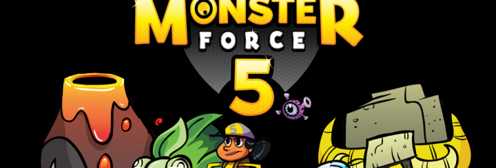 Play Monster Force 5