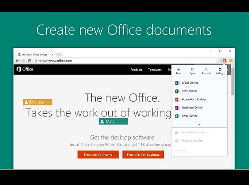 Download Office Online For Chrome | Chrome Geek