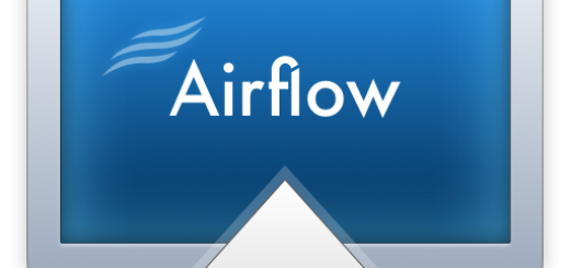 AirFlow App on Chromecast