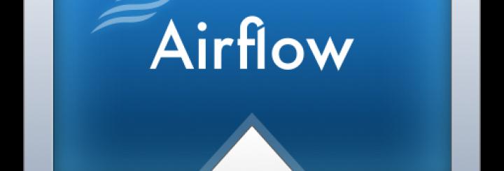 AirFlow App on Chromecast