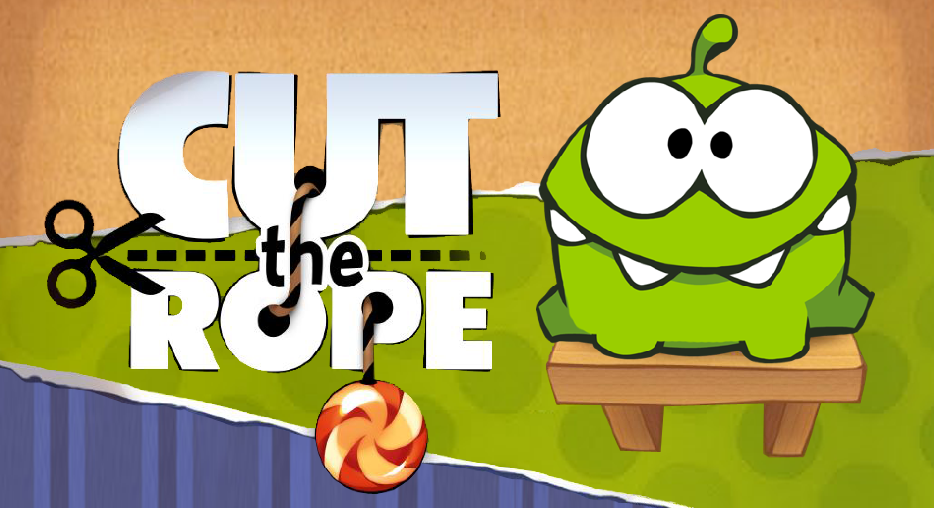 cut of the rope game