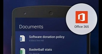 Microsoft Updates Android Launcher With Office Support New