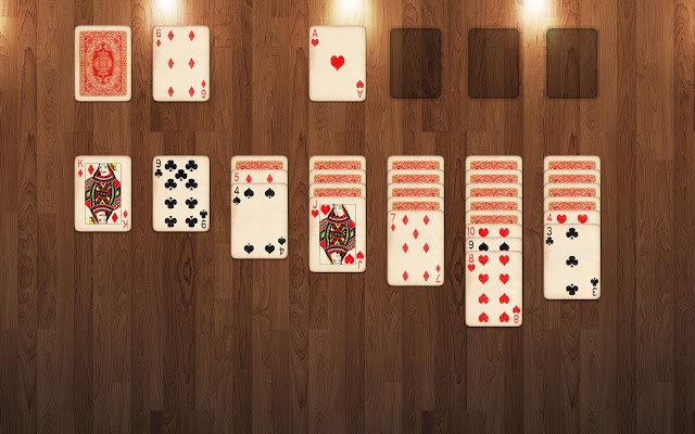 Solitaire For Chrome