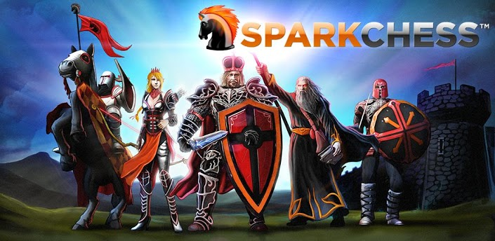 Play Spark Chess Game