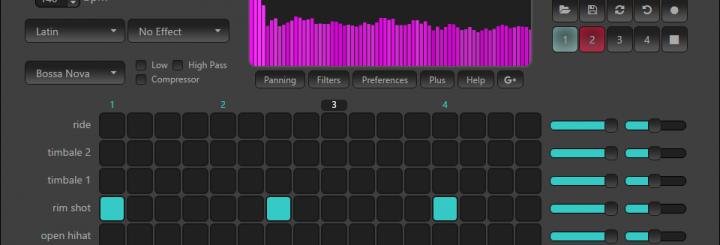 Drumbit For Chrome