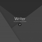 Writer-For-Chrome-Browser