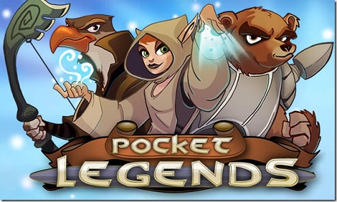 Play Pocket Legends Game