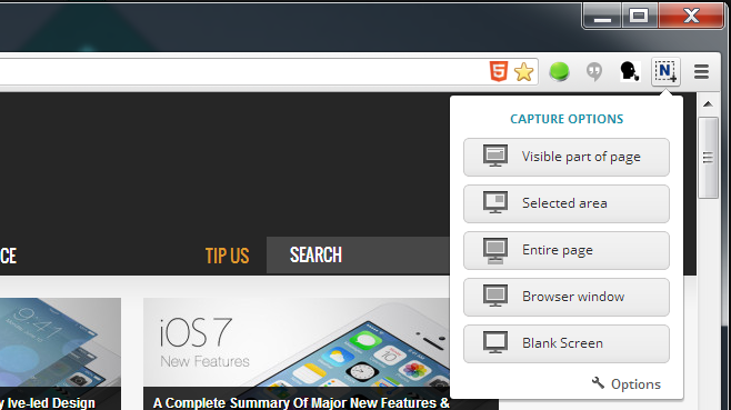 Download Nimbus Capture For Chrome