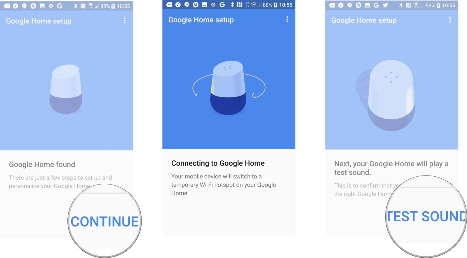 Google settings — полезное (встроенное) приложение для настройки.