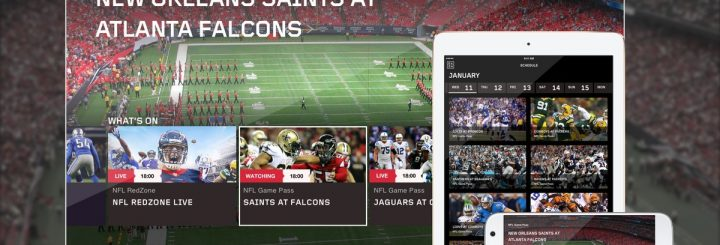 NFL Mobile on Chromecast