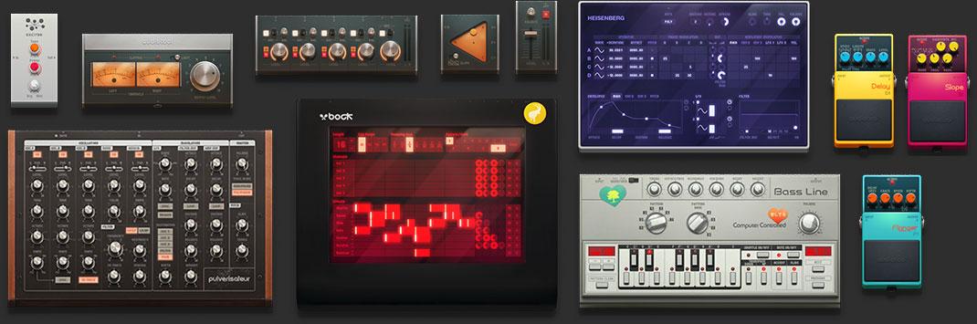 Audiotool Online Music Editor Chrome Geek