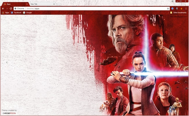 Star Wars - The Last Jedi Movie Theme
