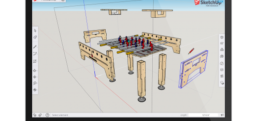 SketchUp for schools on Chrome
