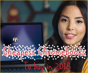 Cheapest Chromebooks to buy