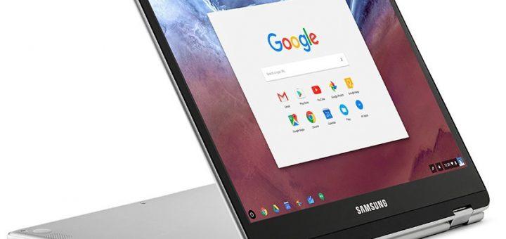 Samsung Chromebook Plus Laptop