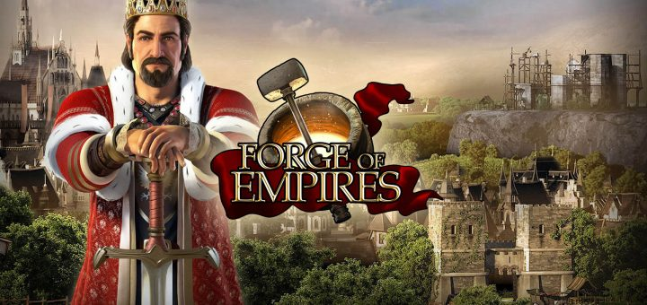 Forge of Empires official logo