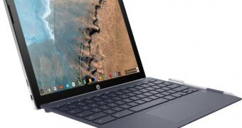HP Chromebook X2 Looks to Be First Detachable Chromebook to