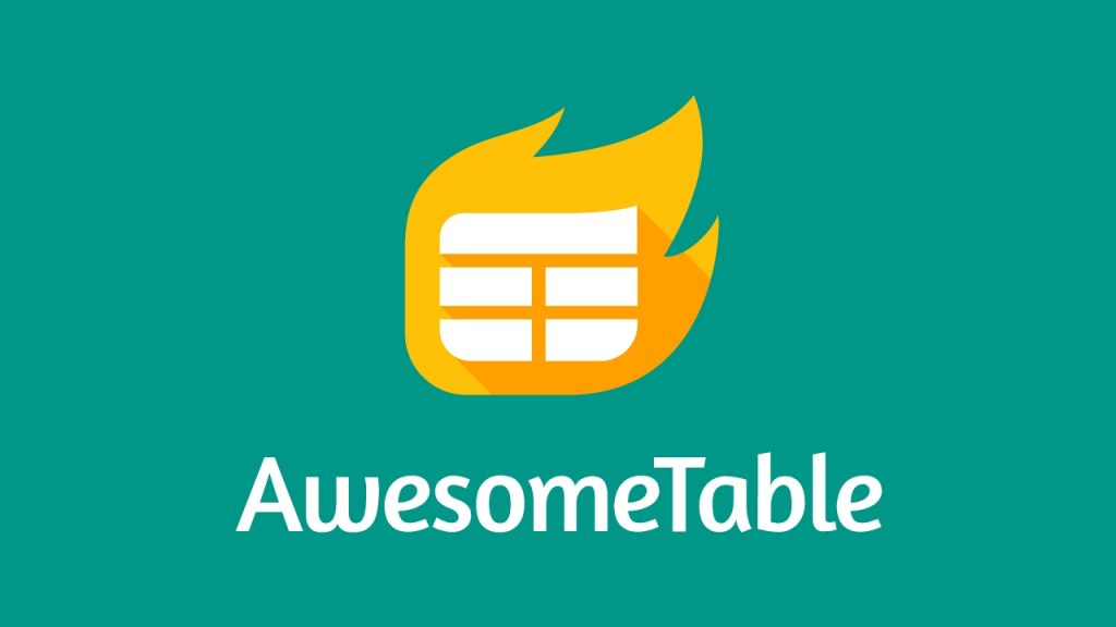 Awesome Table official logo